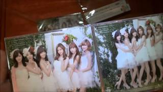 New Release Unboxing - Apink Sunday Monday Japanese Album (Type A, B, C)