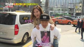 [ENG SUB] 160403 SNSD Seohyun @ Running Man Ep.293
