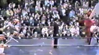Titanes en el Ring 1988 - (020) Diabolo vs Don Quijote