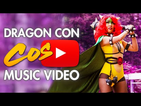 DRAGON CON 2016 - Cosplay Music Video.mp3
