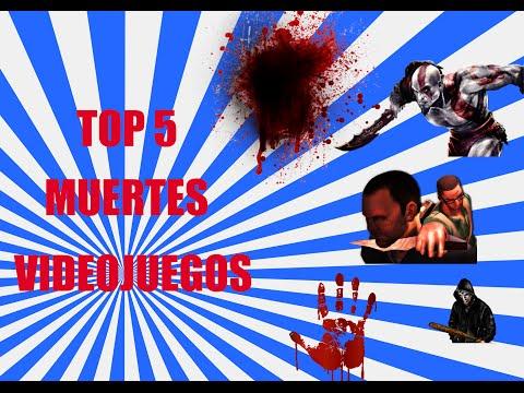 TOP 5  Muertes más Macabras y Grotescas en videojuegos