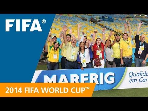 Marfrig at the 2014 FIFA World Cup™