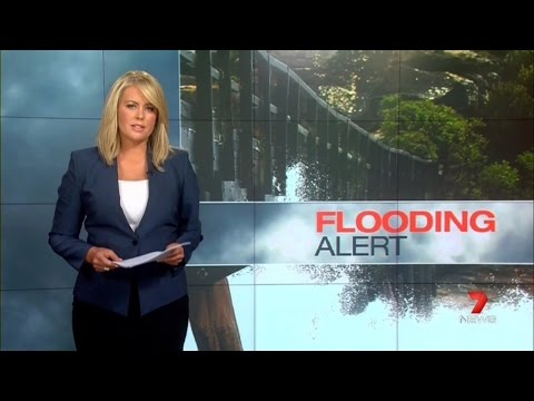Seven News Sydney - Montage (21/4/2015)