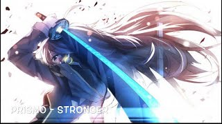 Nightcore Stronger