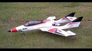 Awesome RC JetCat Turbine Jet Flight
