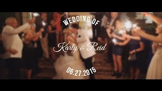 Karly and Reid's Wedding | Summerour Studio | Atlanta, GA