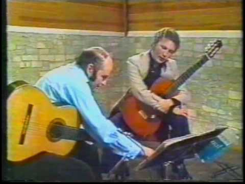 JULIAN BREAM MASTERCLASS - BRITTEN NOCTURNAL