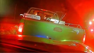 Police chase, standoff south of Janesville from Dec. 31, 2016