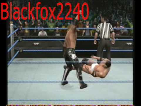 WWE Smackdown vs Raw 2010 Xbox 360 Edge Road To Wrestlemania Part 2 Video