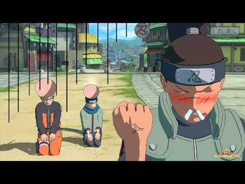 Naruto Shippuden Ultimate Ninja Storm Revolution - All Team Ultimate Jutsu's (1080p)