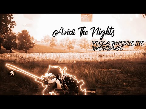 AVICII THE NIGHTS - PUBG LITE MONTAGE