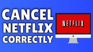 How To Cancel Netflix | How To Delete Netflix Account PERMANENTLY!