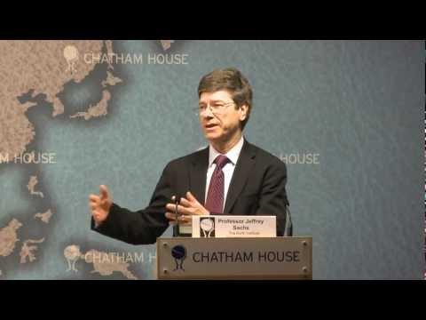 Jeffrey Sachs: Health and Economic Development on YouTube