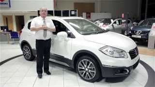 Review of the Suzuki SX4 S-Cross