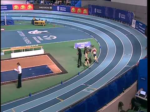 #tbt Eilidh Child breaks the Scottish Indoor record