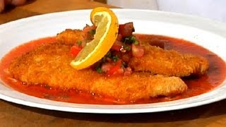 How to Make Panko Breaded Chicken Breasts : Chicken Recipes