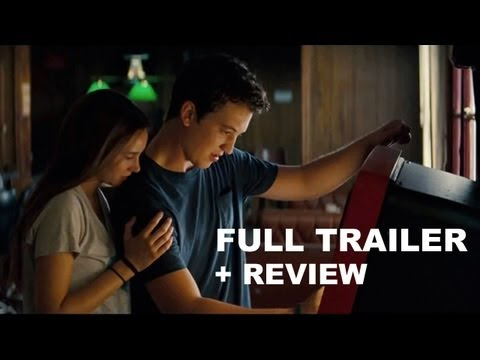 The Spectacular Now Official Trailer + Trailer Review - Shailene Woodley. Miles Teller : HD PLUS