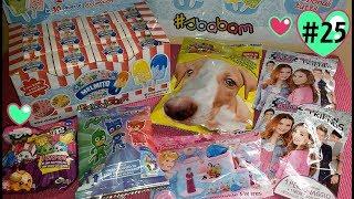 #25 BLIND BAG: ICE Dream MELMITO SLIME, Maggie&Bianca, PJMasks, Shopkins, cuccioli e Cenerentola!!