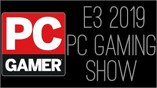 『RSS』E3 2019 - PC Game Show