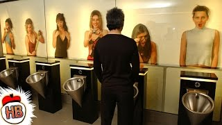 13 Most Bizarre Public Bathrooms Ever