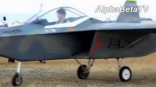 Archon SF1 Stealth Plane - Made In Florina Macedonia Greece