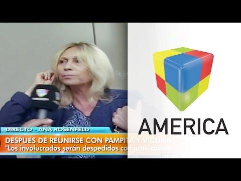 Ana Ronsenfeld reveló quién grabó los audios de Pampita y Vicuña