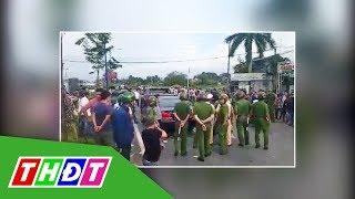 Đồng Nai: Triệu tập đối tượng vây xe chở công an | THDT