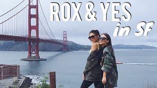 TRIP TO SAN FRAN | Roxette Arisa Vlogs