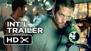 Brick Mansions Official International Trailer #1 (2014) - Paul Walker Action Movie HD