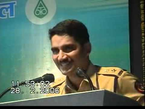 Vishwas Nangare Patil Full Speech video