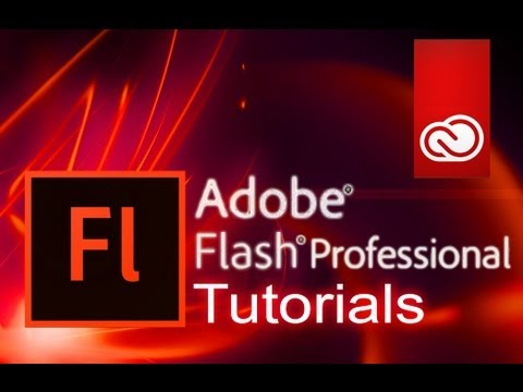 Flash Professional CC - Tutorial for Beginners [+ General Overview]