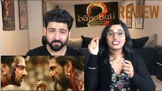 Baahubali 2 Movie Review *no spoiler* | Why Did Kattapa Killed Bahubali?We Know!