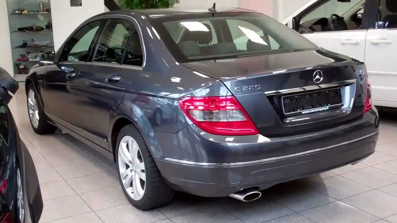 carcompany 2011 mercedes c 220 cdi avantgarde youtube. Black Bedroom Furniture Sets. Home Design Ideas