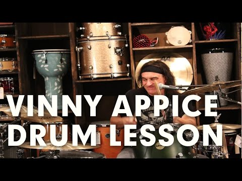 How to Play The Last in Line by Dio on Drums w Vinny Appice Himself