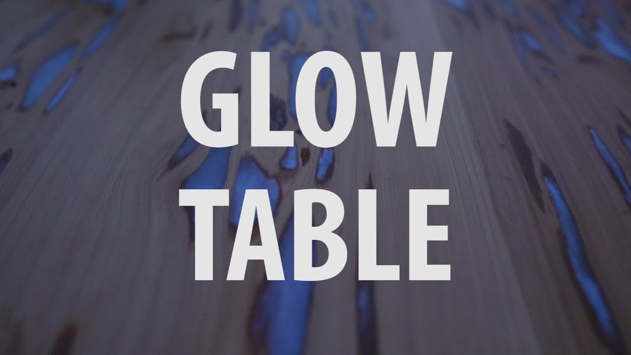 The Glow Table
