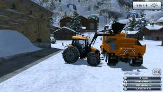 skiregion simulator 2012