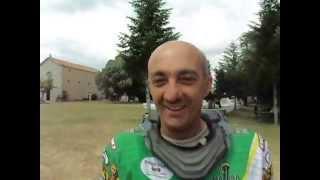 Sardegna Rally Race 2015: Matteo Graziani, a Sa Itria