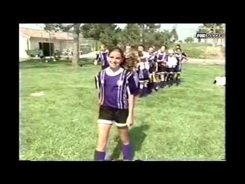 Alex Morgan - FOX Soccer Exclusive