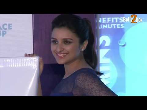 Parineeti Chopra In  Transparent Top video