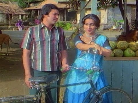 Rajesh Khanna Gets Rude With Reena Roy - Hum Dono