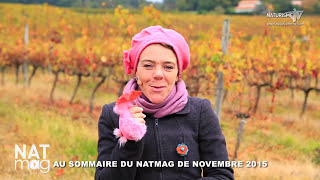 Magazine naturiste Natmag 43 - Novembre 2015 - Bande-annonce #naturisme
