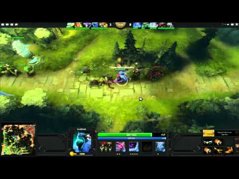 Na`Vi vs Team Shakira Game 2 Dota 2 Star Championship