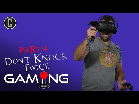 Download video Don't Knock Twice VR (Part 4) Horror Game with Josh Macuga - Collider Gaming