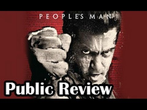 Jai Ho Public Review | Hindi Movie | Salman Khan, Daisy Shah, Tabu, Sana Khan, Ashmit Patel video