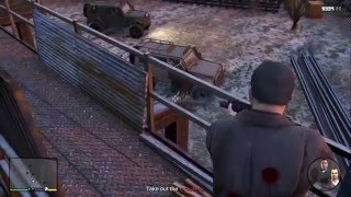 Grand Theft Auto 5: The Third Way part 1 (GTA V) THE END