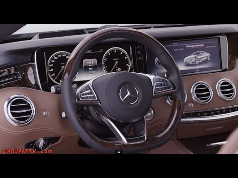 Benz Cl500 Review Cl500 Review Commercial hd