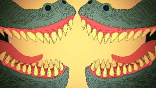 16bit - 16bit - Dinosaurs (Official Video)