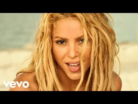 Shakira - Loca ft. Dizzee Rascal Music Videos