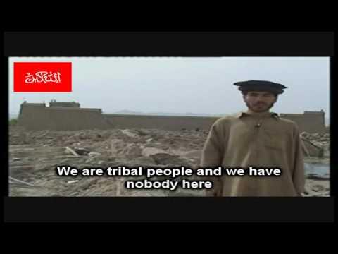 Pakistan war crimes on the Pashtuns of Waziristan