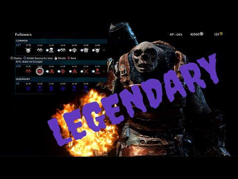 Shadow of War Tips BEST WAY TO GET FAST XP (Middle Earth Shadow Of War Tips And Tricks)